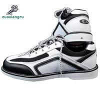 Men And Women White Bowling Shoes Imported Super Comfortable Soft Fiber Platinum Sports Shoes Breathable Sneakers Shoes