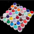 36 pcs/lot Decor UV Gel Nail Polish Excellent Nail Gel Manicure Profession Makeup Tools Nails Gel Professionalkit Nail Art 32015