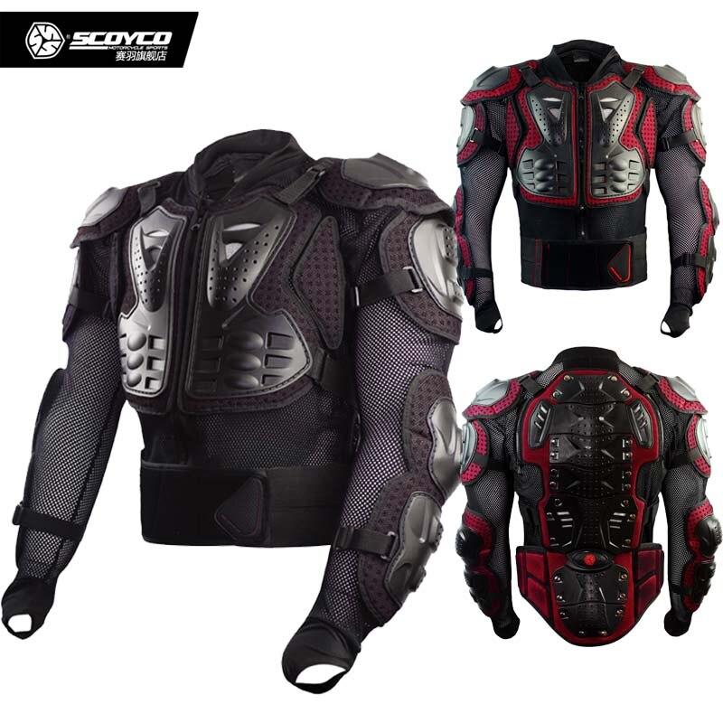 SCOYCO AM02-2 moto cross Body vêtements équestre moto rcycle protecteur moto protecto tout-terrain moto rbike poitrine armure veste