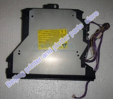 Free shipping original for HP4250 4350 4300 Laser Scanner Assembly laser head RM1-0183-000 RM1-0183 RM1-1111 on sale laser head copy parts for samsung k2200 m436 laser scanner jc97 0431a