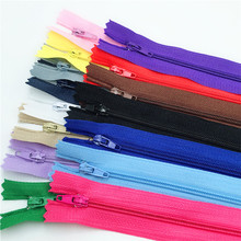 CNCRAFT 45pcs mix Nylon Coil Zippers Tailor Sewing (6-24 Inch)(15-60 cm) inch for choice (Color U PICK)