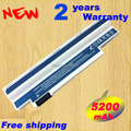 Batería del ordenador portátil blanco para ACER Aspire one AO533-KK3G AO533-WW3G UM09H31 eMachines 350 350-21G16i eM350 NAV50 NAV51