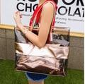 2017 nueva moda de verano bolsos de las mujeres con paneles transparentes bolsas bolsa de Playa bolsa de hombro