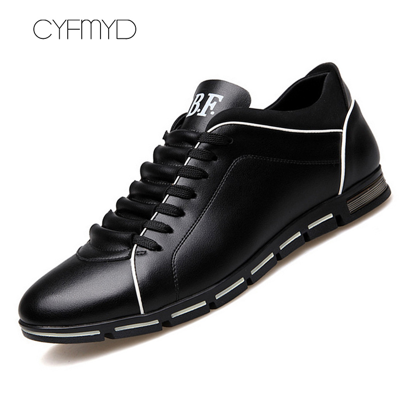 Image 5 - Superstar shoes men 2019 new arrival artificial leather shoes solid 5 colors rubber derby shoes man sneakers large size 39 48-in Formal Shoes from Shoes