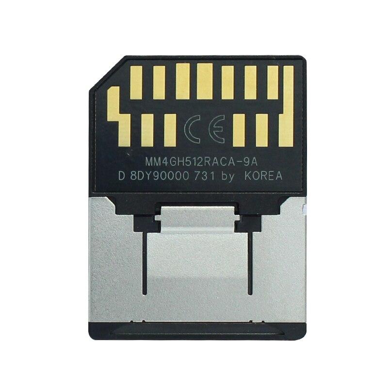 Original !!! 512MB RS-MMC Memory MultiMedia Card 13pin Mobile MMC Card