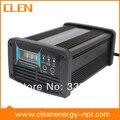 CLEN MCU controlado, carga do pulso 24 V 2A/4A/8A Chumbo Ácido Carregador de Bateria Comutável