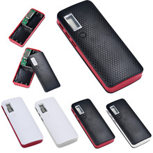 Caso do Banco de Energia móvel 5 V 2A 18650 Carregador De Caixa De Bateria Banco de Potência Para o iphone 6 s Hot sale18Feb01