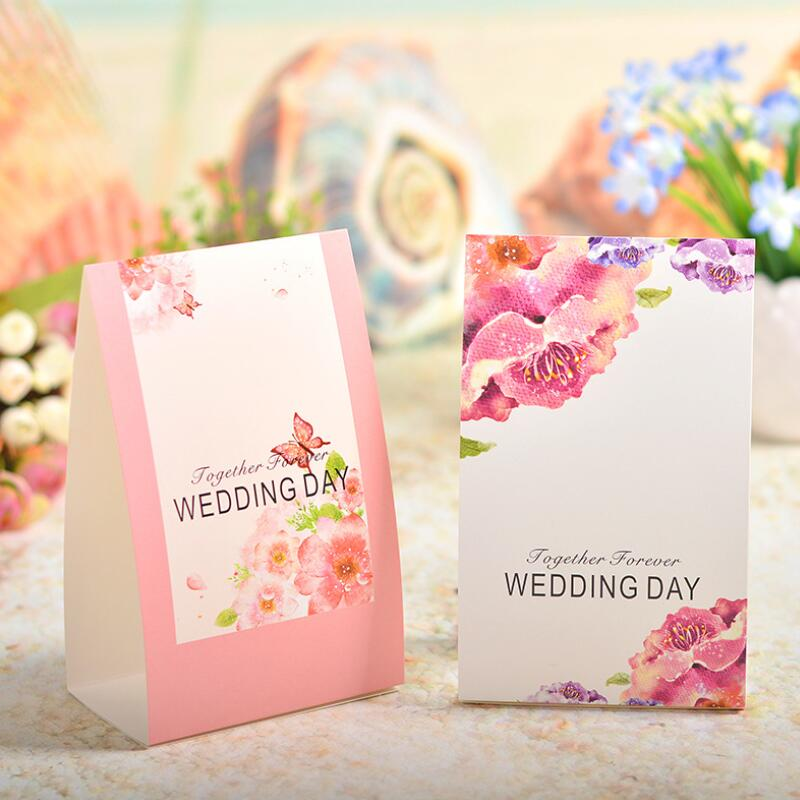 Wedding Ideas For 30 Guests: 30 Pcs/lot Theme Wedding Guest Name Table Card Creative