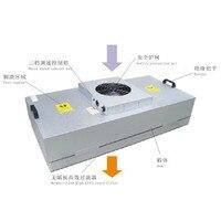 Вентилятор фильтра ФФУ эффективный очиститель воздуха фильтр сто ламинарный чистке сарай, 1175*575*320 мм, нет налога в Россию!