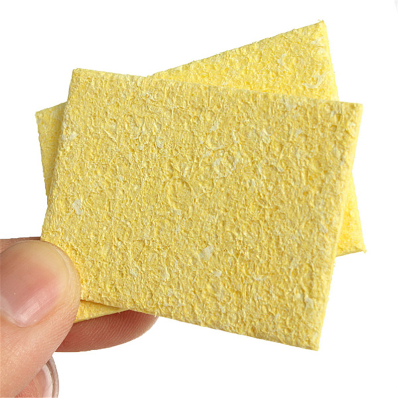 20 pcs RepLacement SoldeRing Iron Cleaning Sponge