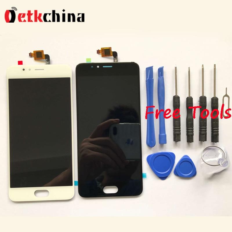 Para Meizu M5S LCD Pantalla 100% Pantalla LCD de Alta Calidad + M5S táctil Digit