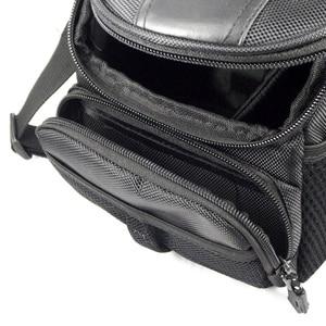 Image 5 - Saco Da Câmera Caso Bolsa de Ombro para YI wennew M1 com 12 40 milímetros 42.5 milímetros Lente Câmera Digital Mirrorless cobrir