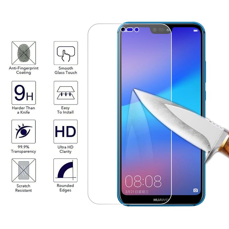 De vidrio templado 9H para Huawei Nova 3 3i 3e amigo 20 20X Mate10 Lite Pro Protector de pantalla para Huawei Mate 10 Plus Nova 2i 2S película 2 uds vidrio templado para Lenovo K10 Note / K10 Plus Protector de pantalla 2.5D 9H vidrio templado para Lenovo A6 película protectora Note