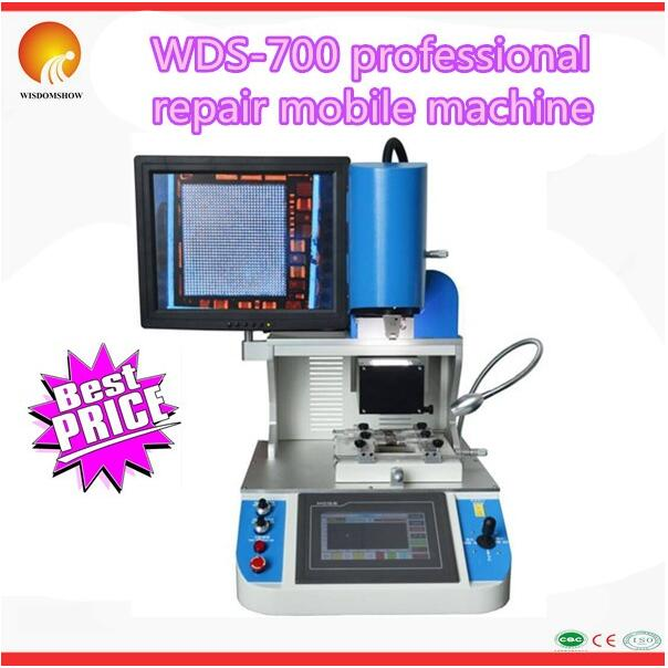 Optical alignment system BGA rework station WDS 700 for motherboard font b Iphone b font Samsung