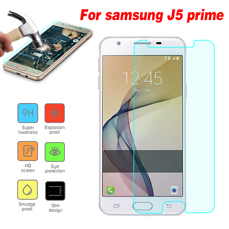 Front Film 9H Tempered Glass For Samsung Galaxy J1 J1mini J2 J3 J5 J7 2016 J5 Prime A9 A5 A510 A5100 A310 2016 Screen Protector