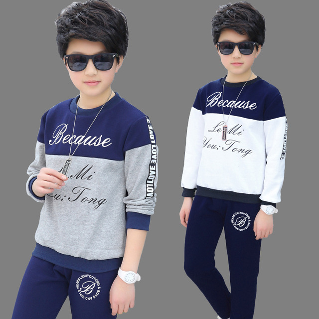 Children Casual Sport Clothing Sets