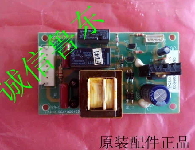 Haier refrigerator power board control board main control board for 0064000489 BCD-163E/B, etc. haier refrigerator power main control board 0064000489 for the haier refrigerator bcd 163e b 163e c