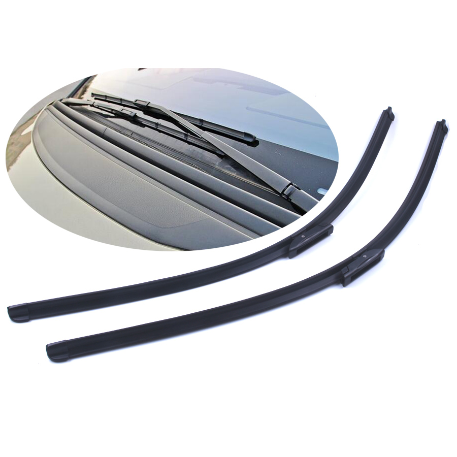 2x Windscreen Front Wiper Blades 32/30 For Citroen C4 Grand Picasso 2009-Onwards 2x front