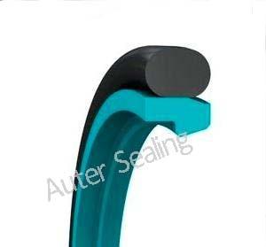 80X95 1X6 3 GSJ RR1300800 ROD seal hydraulic cylinder parts POLYURETHANE PU ring with NBR ORing
