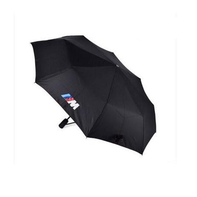 Para BMW guarda-chuva de trinta por cento autêntico ultraleve negócio full-automatic folding umbrella auto 4 s loja com o dinheiro