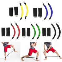 Ankle Straps Resistance Band Leg Strength Training Exercise Device Ankle Straps Sport Fitness