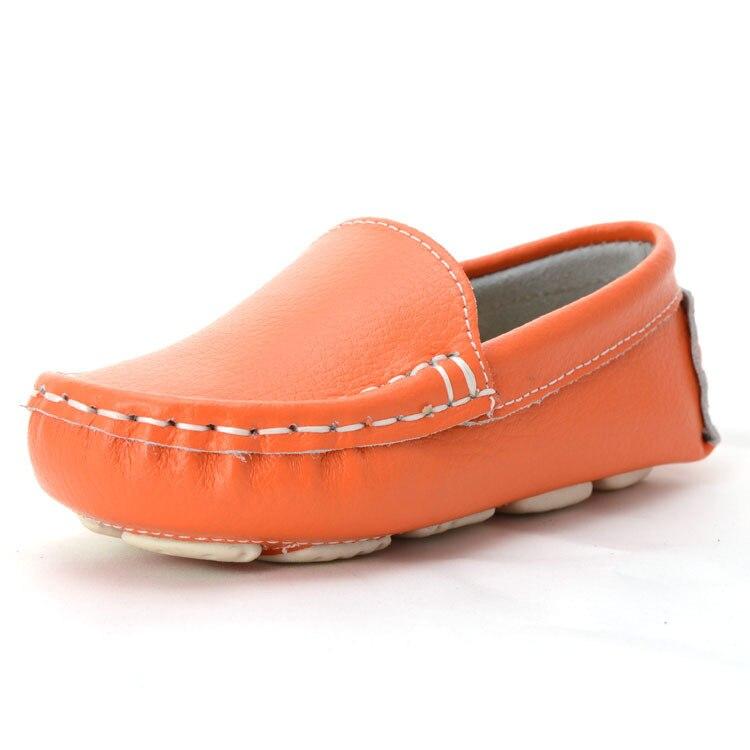 2017 dzieci prawdziwej skóry buty dzieci buty do biegania buty sportowe dla dzieci dziewczyny chłopcy sneakers chłopcy mokasyny buty łodzi