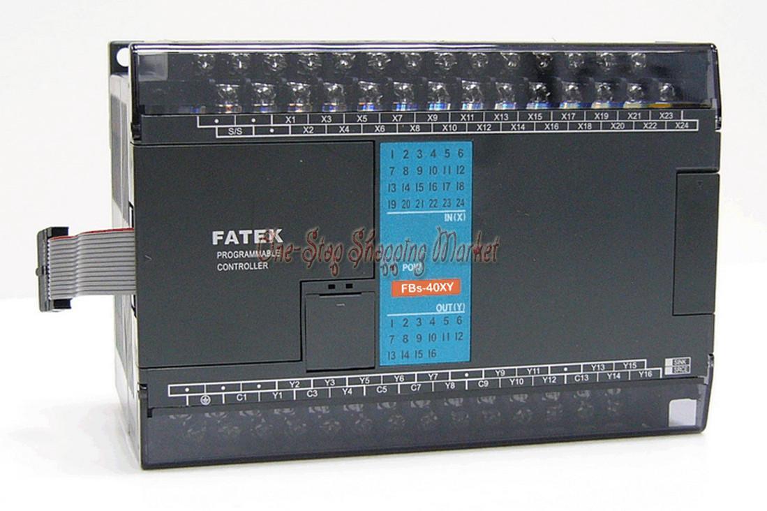 Brand New Original PLC Module 24 DI 16 DO transistor FBs-40XYT 24VDC
