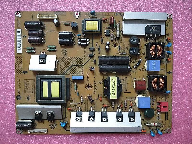 Original LG TV power board EAY58473201 PN 2300KPG083A-F PSLL-T804A TV Power supply
