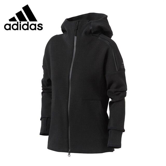 Original Nouvelle Arrivée 2018 Adidas ZNE À CAPUCHE 2 Femmes de veste À Capuchon  de Sport eaa875a058ea