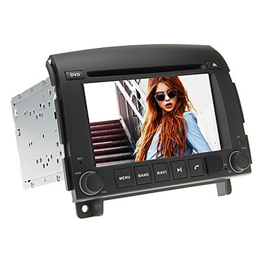 Two Din 6.2 inch CAR DVD PLAYER WITH GPS FOR HYUNDAI SONATA NF YU XIANG 2006- Navigation Radio TV Free Maps - Shenzhen TomTop E-commerce Technology Co., Ltd. store