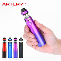Artery Baton e Cig Kit with 2ml/3ml Hive S Tank & Semi Mechanical MOD No 18650 Battery Vape Electric Cigarette Vs iJust 3 Kit