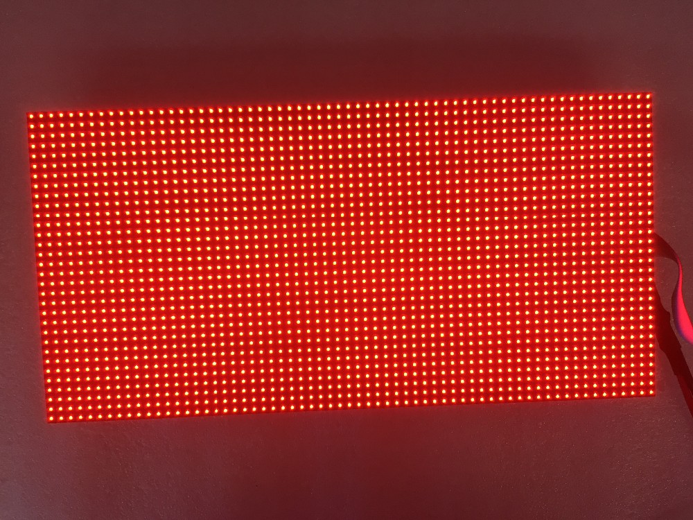 P4 indoor full color led display panel,64 * 32 pixel, 256mm * 128mm size, 1/16 scan,smd 3 in 1,4mm rgb board,p4 led module
