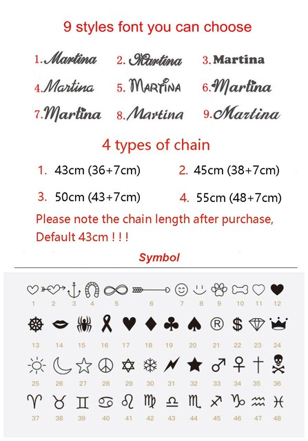 Personalized Custom Pendant Necklace Locket Women Choker Birthday Gift Stainless Steel Customized Cursive Urdu Crown Heart Nameplate Necklace
