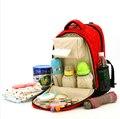 Baby diaper Backpacks Big Capacity polka dot diaper bag waterproof Mummy Outdoor travel backpack nylon nappy changing bag pack