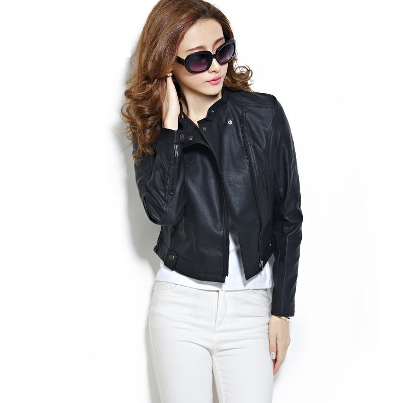 Online Get Cheap Women Leather Jackets Cheap -Aliexpress.com ...