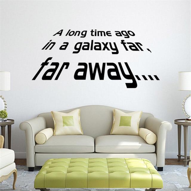Koop spreuken tekst muursticker woonkamer decoratie slaapkamer interieurstickers - Muur decoratie ontwerp voor woonkamer ...