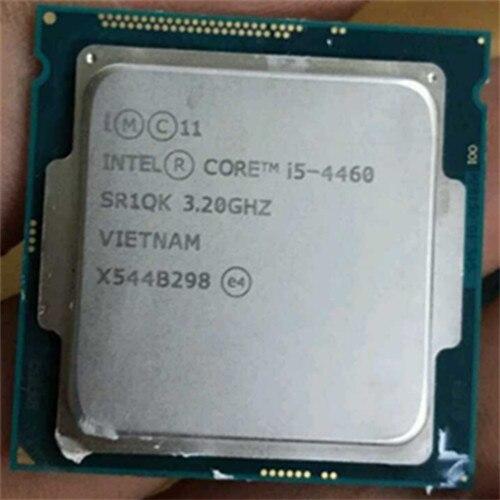 Galleria fotografica <font><b>Intel</b></font> core i5 4460 Processor 4460 3.2g LGA1150 LGA1150 6M Cache 84w quad core Processor support h81 87 b85 z97 mainbard
