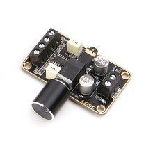 5V PAM8406 Digital Amplifier Board Stereo Dual Channel 5Wx2 Class D Power Amplifier Module Drop ship 300w 300w dc20 dc50v tas5630 stereo dual channel high power class d digital amplifier board