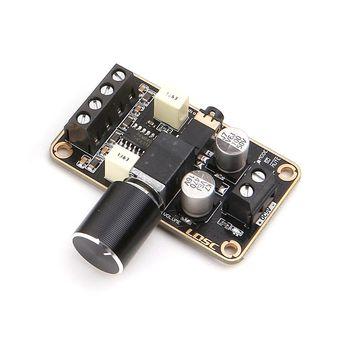 5V PAM8406 Digital Amplifier Board Stereo Dual Channel 5Wx2 Class D Power Amplifier Module Drop ship maitech 10w 10w 2 0 class d digital amplifier board red