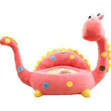 Baby Seat Beanbag Cartoon Kawaii Cute Giraffe Children Sofa for Kids Sleeping Bed Baby Nest Puff Chair Bean Bag Plush
