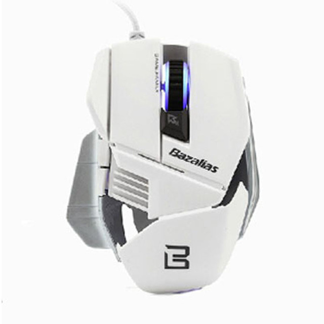 High Quality 6 Buttons Professional Gaming Mouse