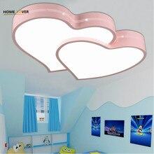 Children lamp For indoor home lighting led luminaria Bedroom Kitchen lights Modern kids room lighting ceiling