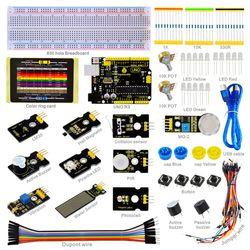 Keyestudio датчик стартовый набор-K2 для обучения Arduino Программирование  UNO R3  LM35  PIR Motion/29 предметов  бесплатная доставка