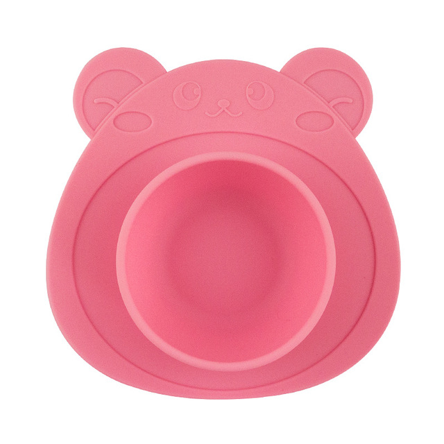 Pink Animal food container 5c64f4868f197