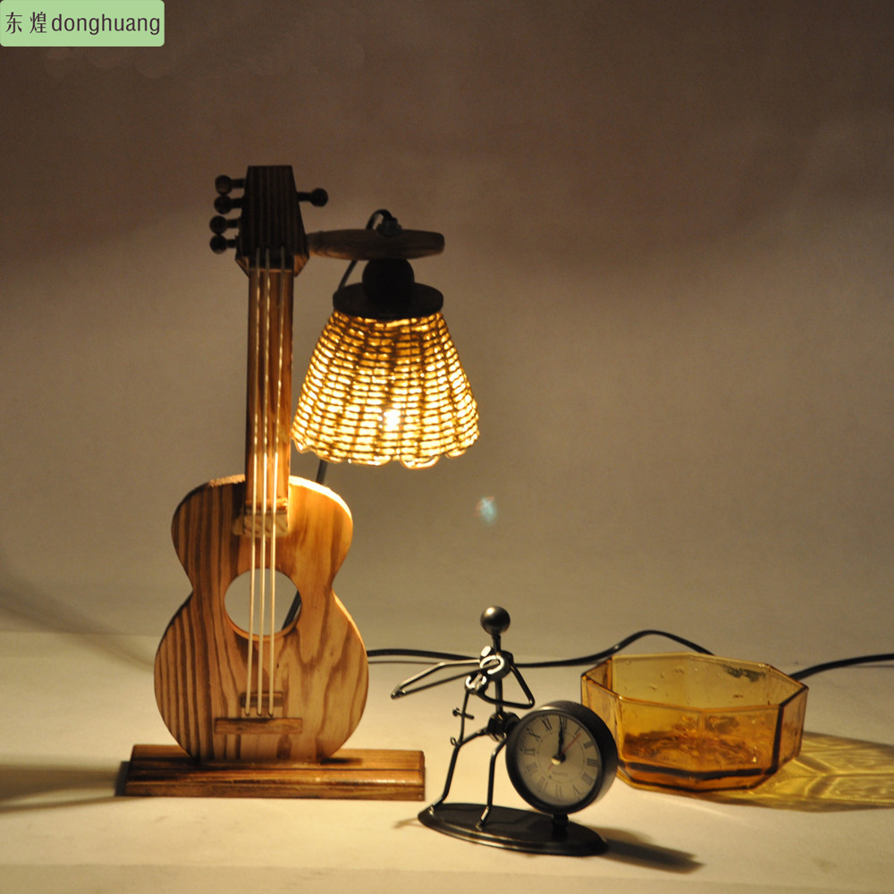 homemade table lamps | Brokeasshome.com