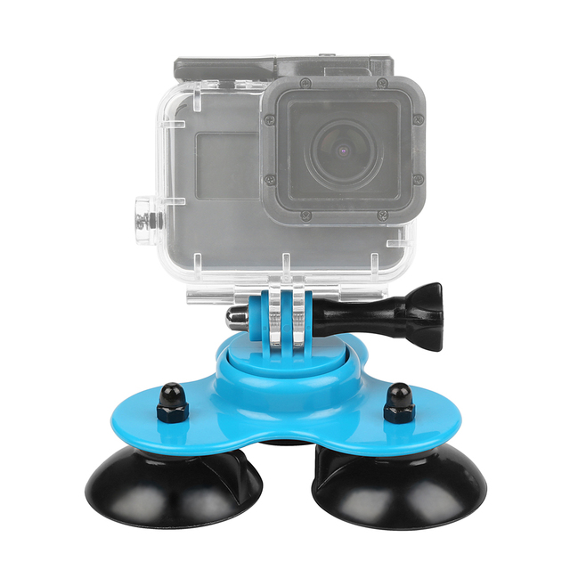 SHOOT Low Angle Car Surfboard Suction Cup Mount For GoPro HERO 6 5 4 ...