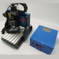 3Axis 3020 CNC Engraving Machine 800W 220V/ 110V PVC Acrylic Plastic Hardwood Soft Metal Router Engraver Mach3 USB Port