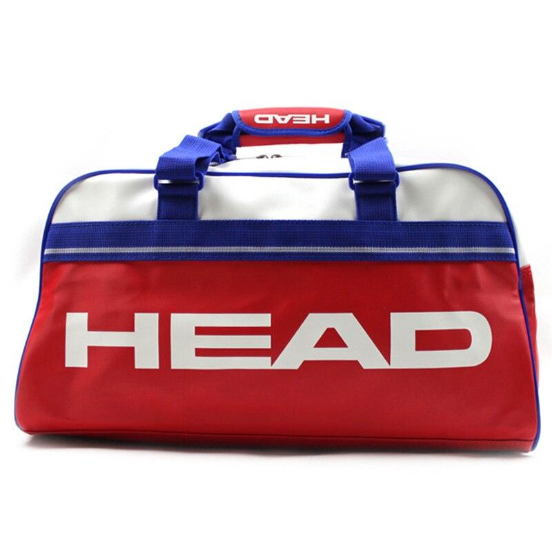 2017 Djokovic Tennis Racket Bag PU Leather Waterproof Tactical Bolsa Sport Bags Men Raquete De Tenis Masculino Badminton WTA ITF