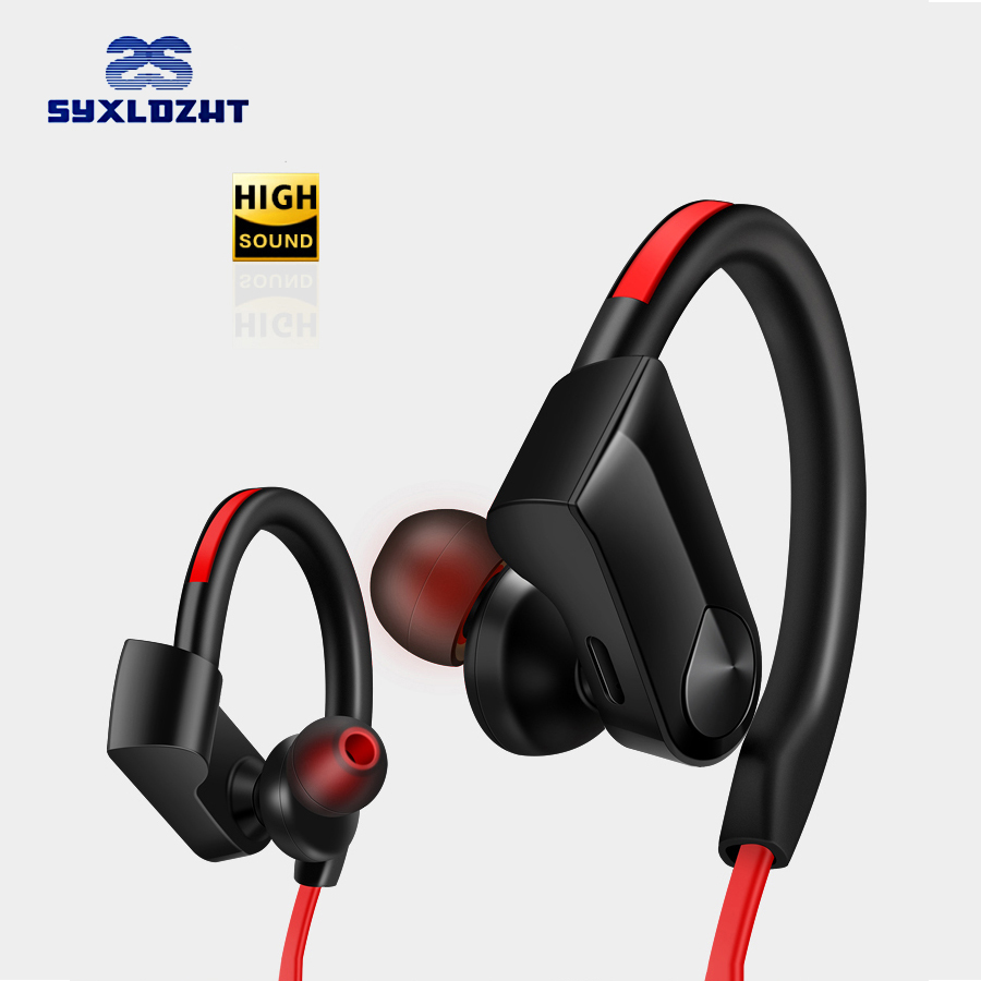 Sport Bluetooth Earphone Wireless Headphones With Microphone Waterproof Stereo Earbuds Headset fone de ouvido For Phone Airpods high quality wireless stereo headphones bluetooth headset earphone earbuds earphones with microphone for pc mobile phone music