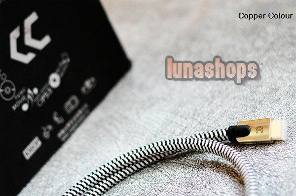 Copper Colour CC Black Lable 1.4SE HDMI 1.4 version Male to Male Cable 1m